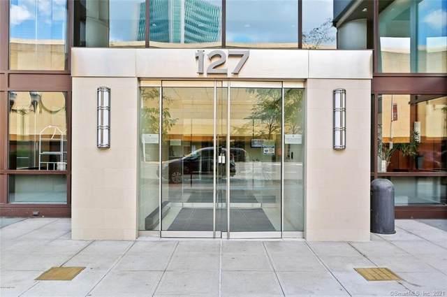 127 Greyrock Place #804, Stamford, CT 06901 (MLS #170388293) :: Kendall Group Real Estate | Keller Williams