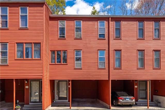 523 Hilliard Street A, Manchester, CT 06042 (MLS #170388300) :: GEN Next Real Estate