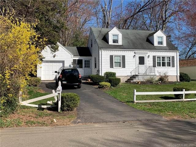 43 Dorrance Place, Hamden, CT 06518 (MLS #170388307) :: Around Town Real Estate Team