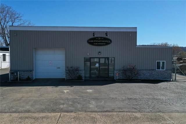 24 Custer Street, West Hartford, CT 06110 (MLS #170388308) :: Spectrum Real Estate Consultants
