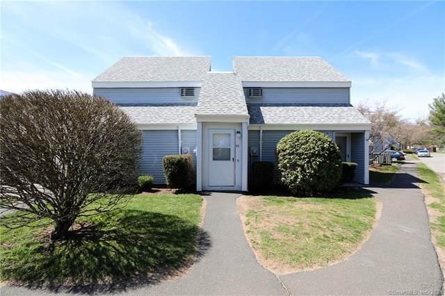 43 Cinnamon Springs #43, South Windsor, CT 06074 (MLS #170388320) :: Kendall Group Real Estate | Keller Williams