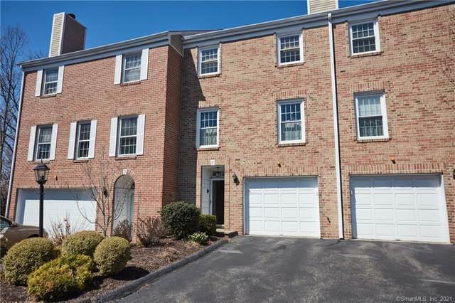 57 Kingswood Drive #57, Bethel, CT 06801 (MLS #170388332) :: Around Town Real Estate Team