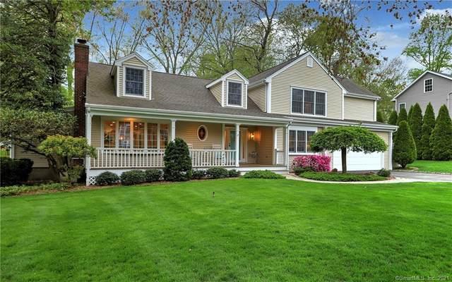 105 Homefair Drive, Fairfield, CT 06825 (MLS #170388337) :: Spectrum Real Estate Consultants