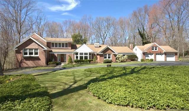 80 Deer Run Road, Woodbridge, CT 06525 (MLS #170388346) :: Around Town Real Estate Team