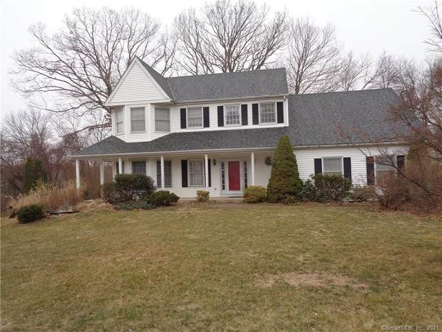 12 Rosick Road, Wallingford, CT 06492 (MLS #170388367) :: The Higgins Group - The CT Home Finder