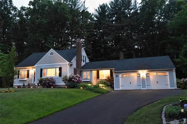16 Cedar Lane, Farmington, CT 06085 (MLS #170388369) :: Spectrum Real Estate Consultants