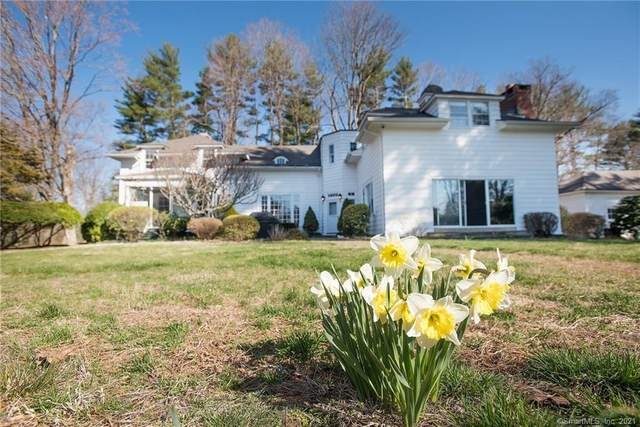 639 Smith Ridge Road, New Canaan, CT 06840 (MLS #170388380) :: Forever Homes Real Estate, LLC