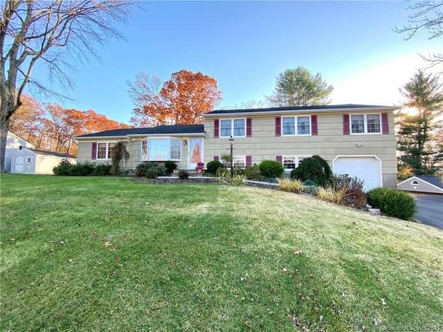 15 Fresh Meadow Road, Monroe, CT 06468 (MLS #170388381) :: Around Town Real Estate Team