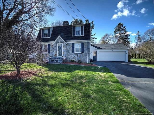 1188 Johnson Road, Woodbridge, CT 06525 (MLS #170388389) :: Around Town Real Estate Team