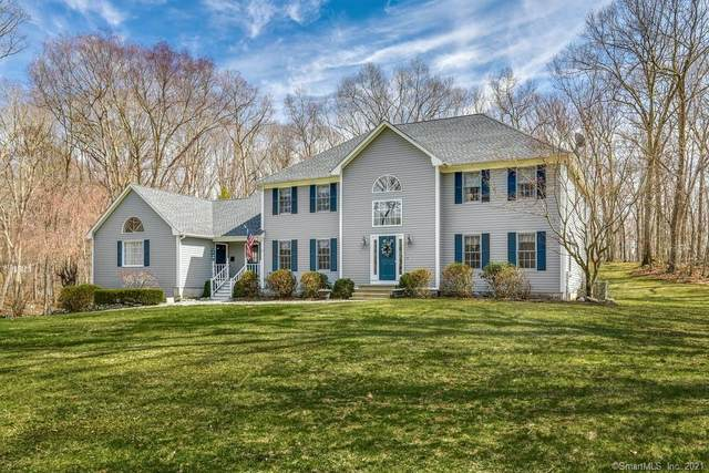 64 Grist Mill Road, Monroe, CT 06468 (MLS #170388396) :: Around Town Real Estate Team
