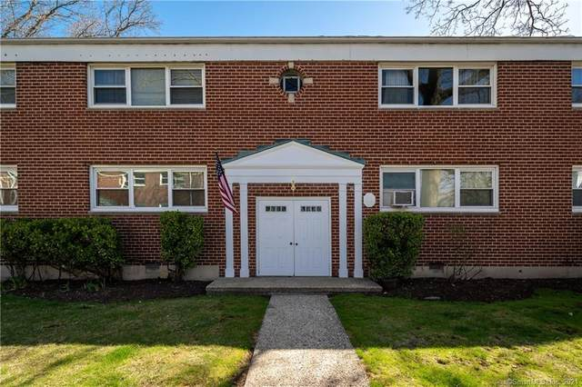 26 Courtland Avenue #1, Stamford, CT 06902 (MLS #170388399) :: Around Town Real Estate Team