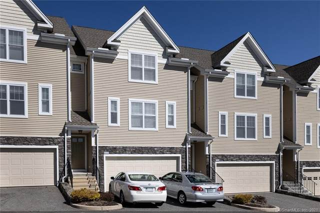 122 Kyles Way #122, Shelton, CT 06484 (MLS #170388409) :: Around Town Real Estate Team