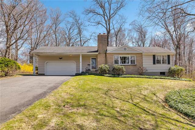 109 Gilbert Drive, Trumbull, CT 06611 (MLS #170388412) :: Around Town Real Estate Team