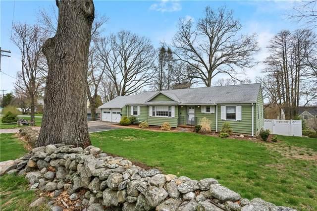 1462 N Benson Road, Fairfield, CT 06824 (MLS #170388416) :: GEN Next Real Estate