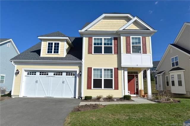 3 Dogwood Lane #3, Beacon Falls, CT 06403 (MLS #170388440) :: Around Town Real Estate Team