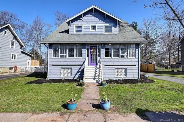 10 Hubbard Place, Wethersfield, CT 06109 (MLS #170388469) :: Michael & Associates Premium Properties   MAPP TEAM