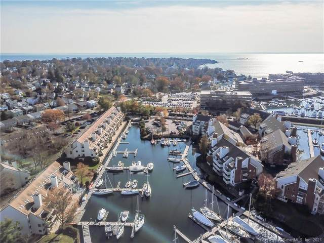 123 Harbor Drive #209, Stamford, CT 06902 (MLS #170388485) :: Forever Homes Real Estate, LLC