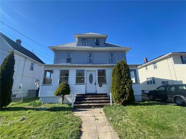 54 Glendale Avenue, Bridgeport, CT 06606 (MLS #170388511) :: The Higgins Group - The CT Home Finder