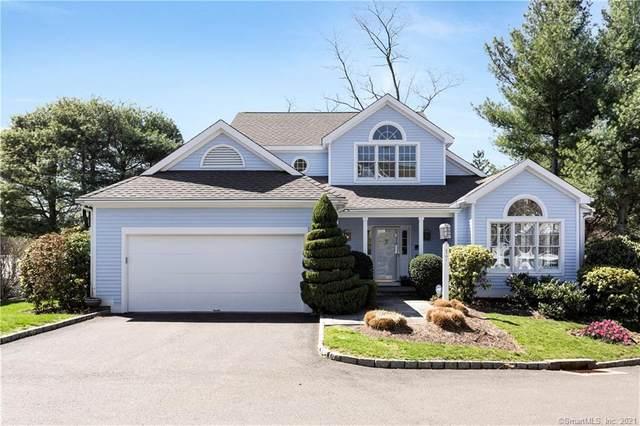 17 Wilton Hills #17, Wilton, CT 06897 (MLS #170388540) :: Tim Dent Real Estate Group
