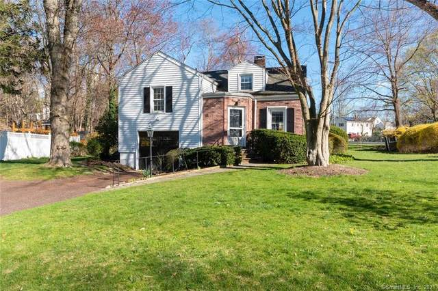 68 Ridge Park Avenue, Stamford, CT 06905 (MLS #170388547) :: Forever Homes Real Estate, LLC