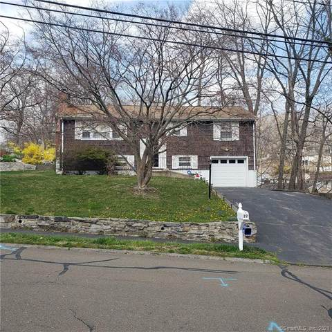 22 Lakewood Drive, Norwalk, CT 06851 (MLS #170388564) :: The Higgins Group - The CT Home Finder