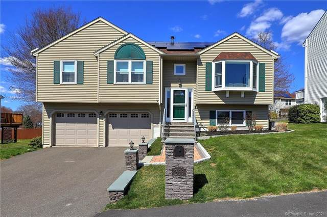 266 Kendall Circle, Waterbury, CT 06708 (MLS #170388576) :: Spectrum Real Estate Consultants