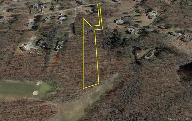 LOT 3B Country Lane, Stonington, CT 06379 (MLS #170388627) :: Forever Homes Real Estate, LLC
