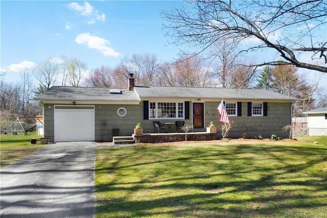 6 Appleblossom Lane, Newtown, CT 06470 (MLS #170388640) :: Around Town Real Estate Team