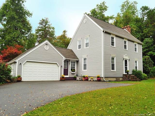 8 School House Road, Stafford, CT 06076 (MLS #170388675) :: Forever Homes Real Estate, LLC
