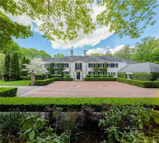 375 Canoe Hill Road, New Canaan, CT 06840 (MLS #170388676) :: GEN Next Real Estate