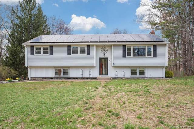 49 Tudor Hill Road, South Windsor, CT 06074 (MLS #170388677) :: Around Town Real Estate Team