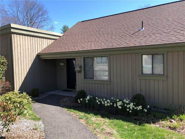 119 Heritage Village A, Southbury, CT 06488 (MLS #170388689) :: Forever Homes Real Estate, LLC