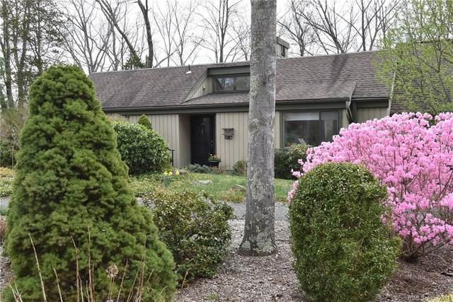 91 Heritage Village A, Southbury, CT 06488 (MLS #170388693) :: Around Town Real Estate Team