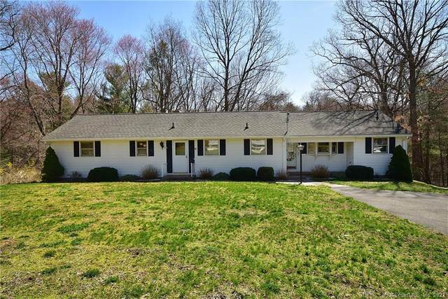 43 Meakin Drive, Windsor, CT 06095 (MLS #170388707) :: Anytime Realty