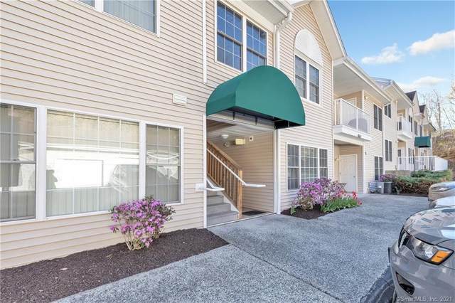 1215 Arganese Place #1215, Trumbull, CT 06611 (MLS #170388727) :: Around Town Real Estate Team