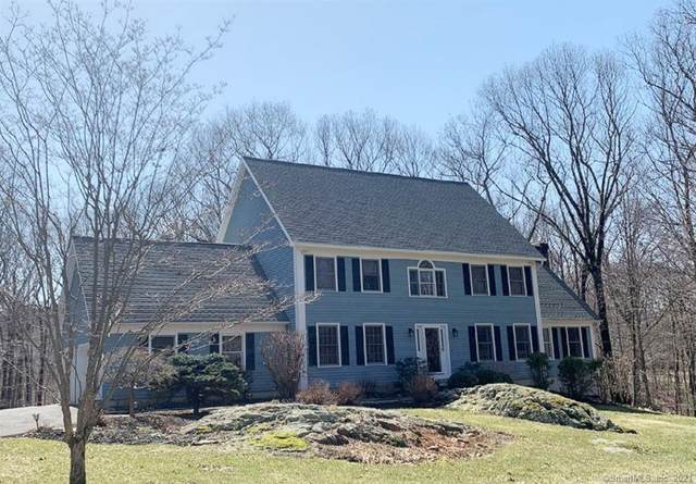28 Country Way, Bethel, CT 06801 (MLS #170388729) :: The Higgins Group - The CT Home Finder