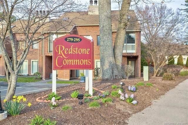295 Redstone Hill Road #12, Bristol, CT 06010 (MLS #170388731) :: Kendall Group Real Estate | Keller Williams