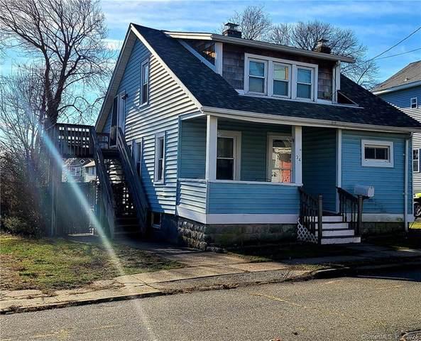 34 Arlington Street, West Haven, CT 06516 (MLS #170388737) :: Kendall Group Real Estate | Keller Williams
