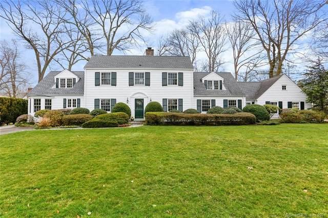 33 Bote Road, Greenwich, CT 06830 (MLS #170388750) :: Kendall Group Real Estate | Keller Williams
