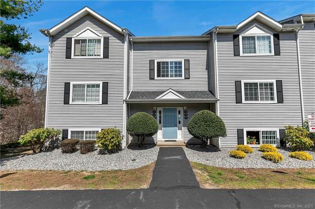 310 Boston Post Road #19, Waterford, CT 06385 (MLS #170388751) :: Next Level Group