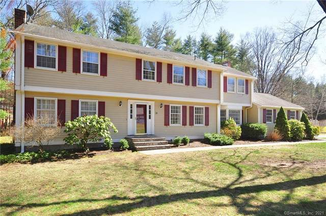51 Drumlin Road, Simsbury, CT 06092 (MLS #170388753) :: The Higgins Group - The CT Home Finder