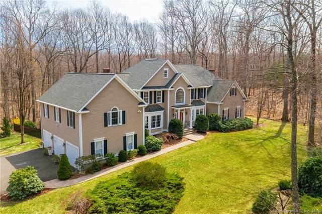 17 Oak Ridge Drive, Newtown, CT 06470 (MLS #170388781) :: Spectrum Real Estate Consultants