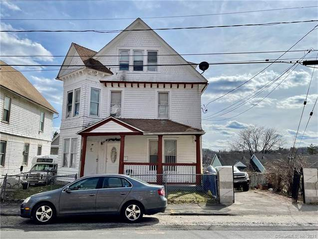 49 Johnson Street, Waterbury, CT 06710 (MLS #170388783) :: The Higgins Group - The CT Home Finder