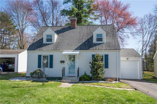 60 Dix Road, Wethersfield, CT 06109 (MLS #170388784) :: Team Phoenix