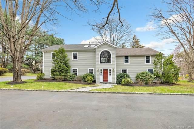 239 Westport Road, Wilton, CT 06897 (MLS #170388792) :: The Higgins Group - The CT Home Finder