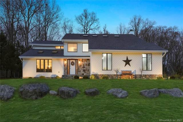 6 Walnut Ridge Road, New Fairfield, CT 06812 (MLS #170388810) :: The Higgins Group - The CT Home Finder