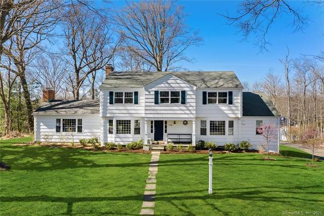 178 Taintor Drive, Fairfield, CT 06890 (MLS #170388835) :: The Higgins Group - The CT Home Finder