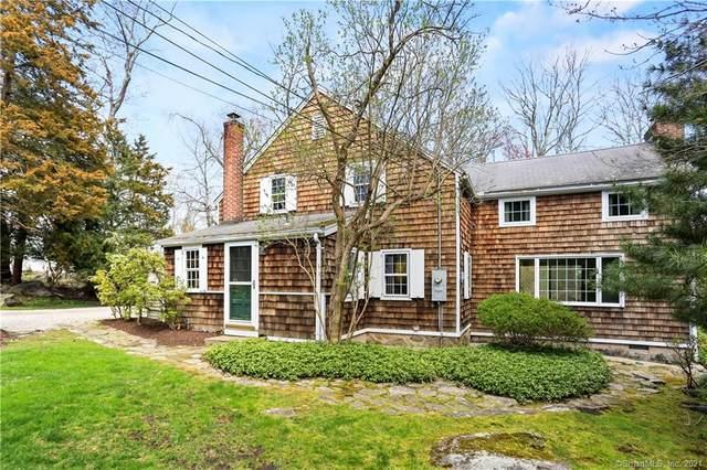 1078 Ridgefield Road, Wilton, CT 06897 (MLS #170388843) :: Tim Dent Real Estate Group