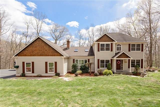 66 Chestnut Tree Hill Road Extension, Oxford, CT 06478 (MLS #170388858) :: Linda Edelwich Company Agents on Main