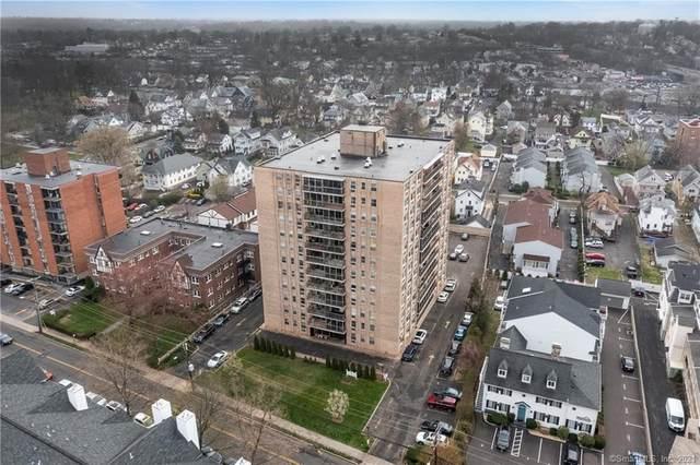 65 Glenbrook Road 4G, Stamford, CT 06902 (MLS #170388909) :: Around Town Real Estate Team